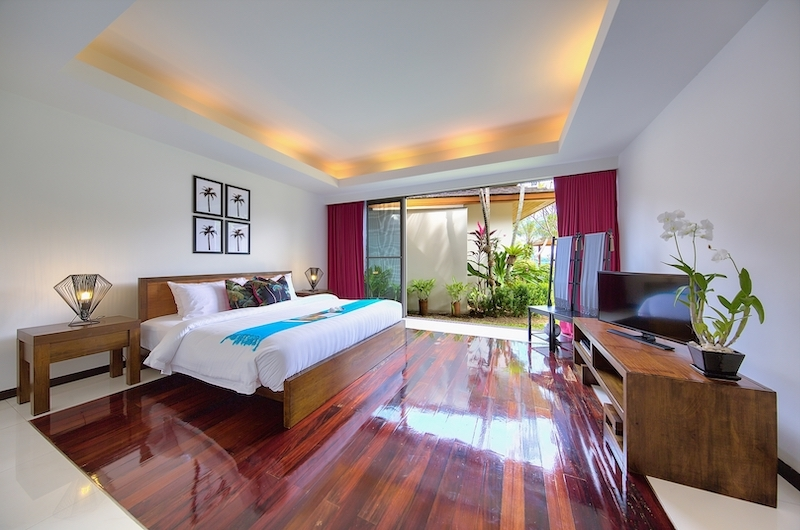 Baan Feung Fah Bedroom with Ensuite Bathroom | Bophut, Koh Samui