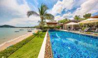 Baan Feung Fah Pool with Ocean Views | Bophut, Koh Samui