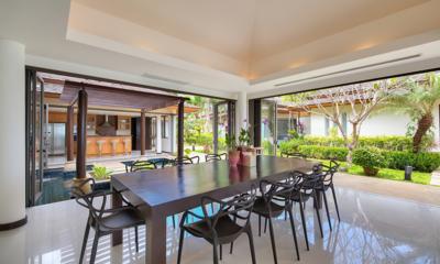 Baan Feung Fah Indoor Dining Table | Bophut, Koh Samui