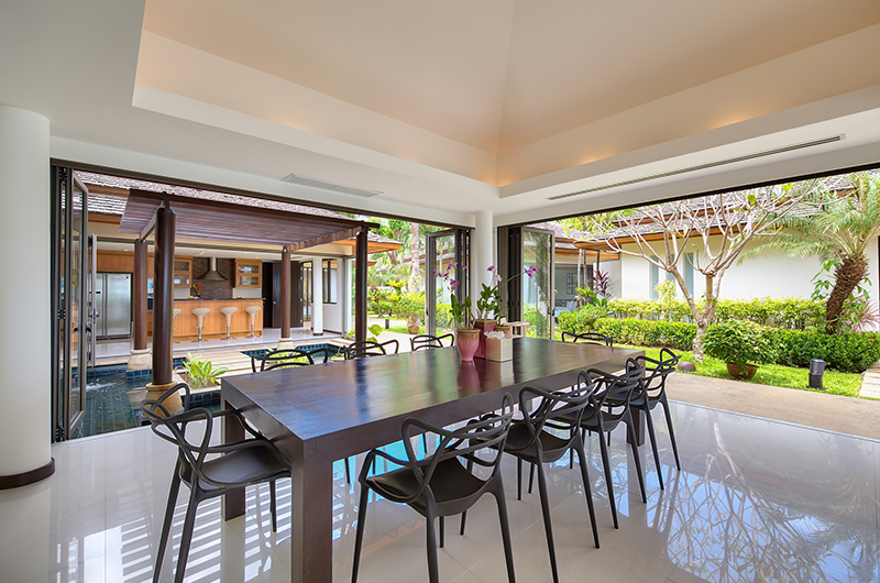 Baan Feung Fah Indoor Dining Table | Bophut, Koh Samui