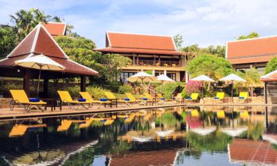 Ban Kinaree Swimming Pool | Bophut, Koh Samui