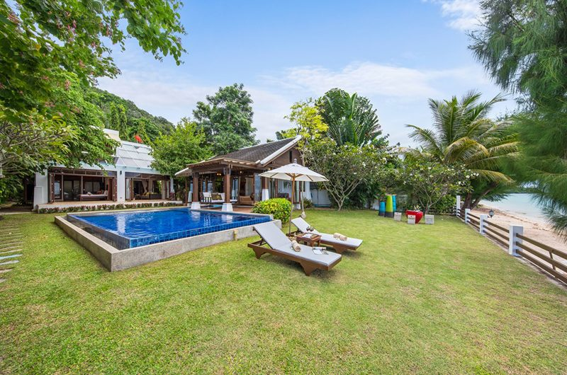 The Emerald Beach Villa 4 Gardens | Bang Por, Koh Samui