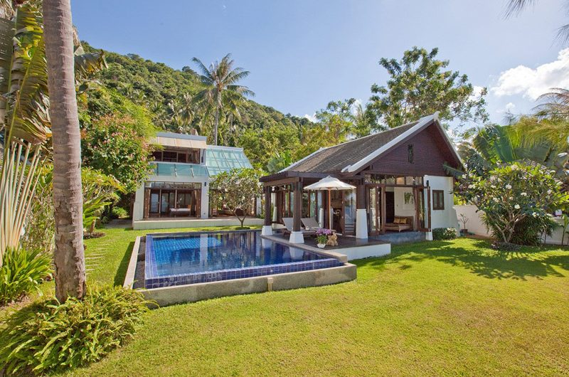 The Emerald Beach Villa 4 Gardens and Pool | Bang Por, Koh Samui