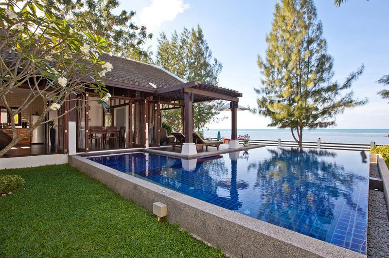 The Emerald Beach Villa 4 Pool | Bang Por, Koh Samui