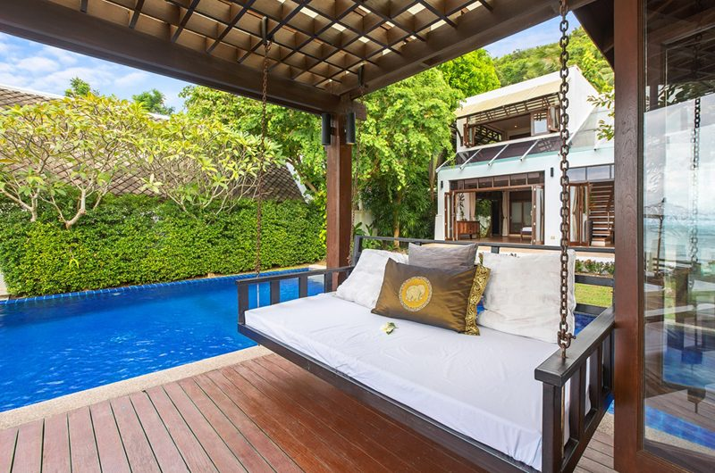 The Emerald Beach Villa 4 Pool Side | Bang Por, Koh Samui