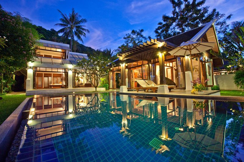 The Emerald Beach Villa 4 Swimming Pool | Bang Por, Koh Samui