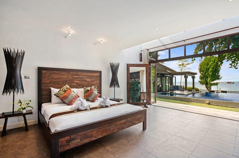 The Emerald Beach Villa 4 Bedroom with Sea View | Bang Por, Koh Samui