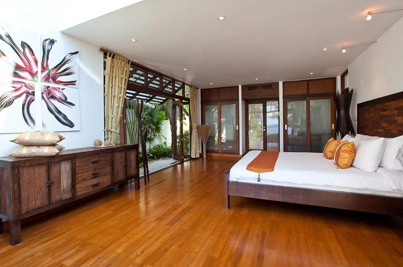 The Emerald Beach Villa 4 Bedroom View | Bang Por, Koh Samui