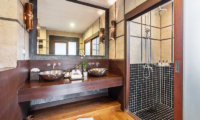 The Emerald Beach Villa 4 Bathroom | Bang Por, Koh Samui