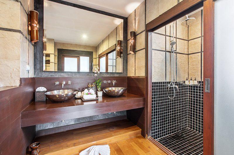 The Emerald Beach Villa 4 Bathroom | Bang Por, Koh Samui