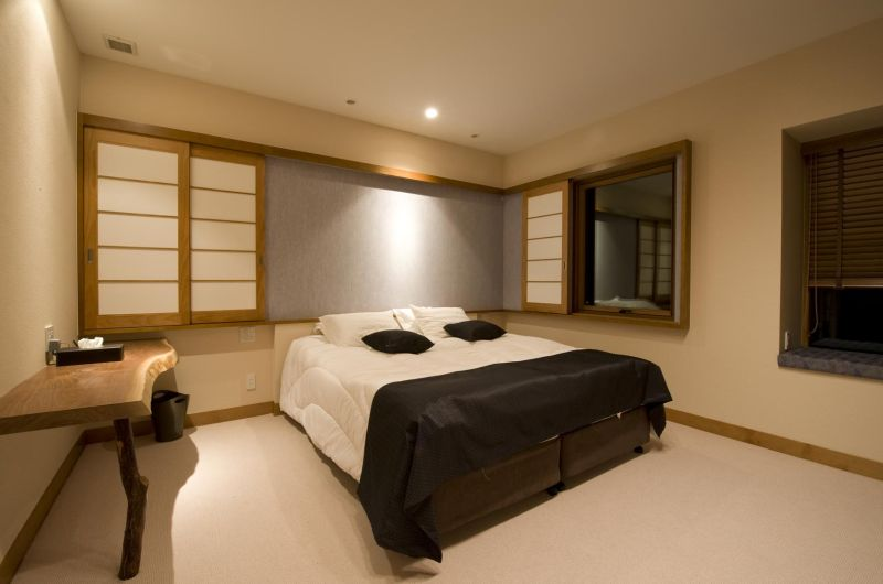 Enju Bedroom | Middle Hirafu Village, Niseko