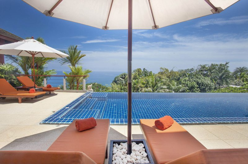 Baan Bon Khao Deck Chair View | Phuket, Thailand