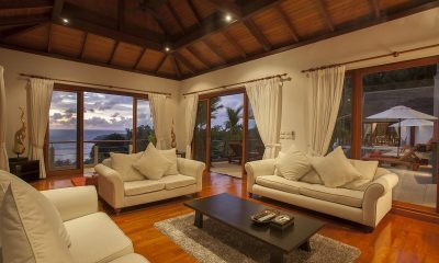 Baan Bon Khao Living Area with View | Phuket, Thailand