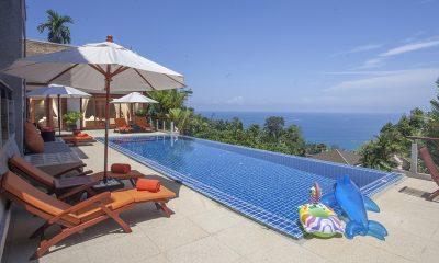 Baan Bon Khao Swimming Pool | Surin, Phuket