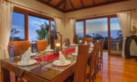 Baan Bon Khao Dining Area with Sea View | Surin, Phuket