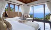 Baan Bon Khao Bedroom with Sea View | Surin, Phuket