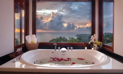 Baan Bon Khao Bathtub with Sea View | Surin, Phuket