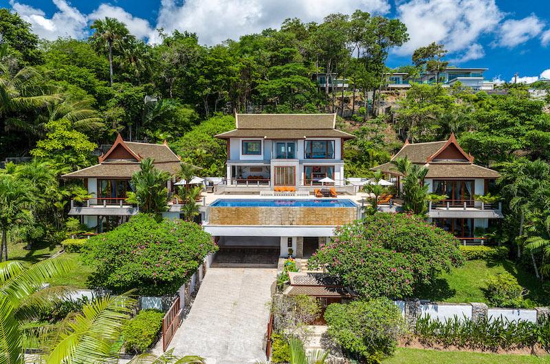 Baan Bon Khao Exterior with Tropical Garden | Surin, Phuket