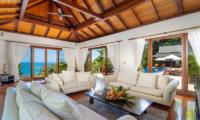 Baan Bon Khao Living Room | Surin, Phuket