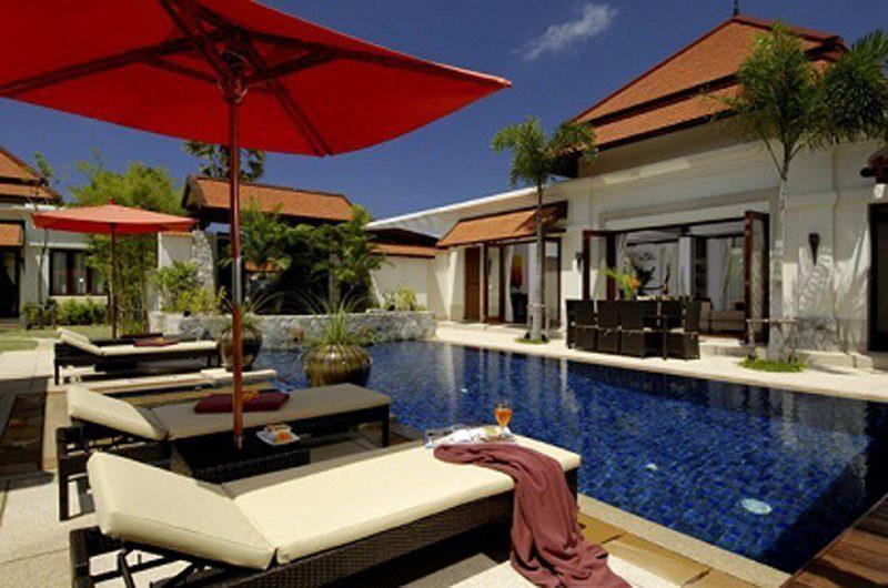 Villa Apsara Sun Loungers | Bang Tao, Phuket