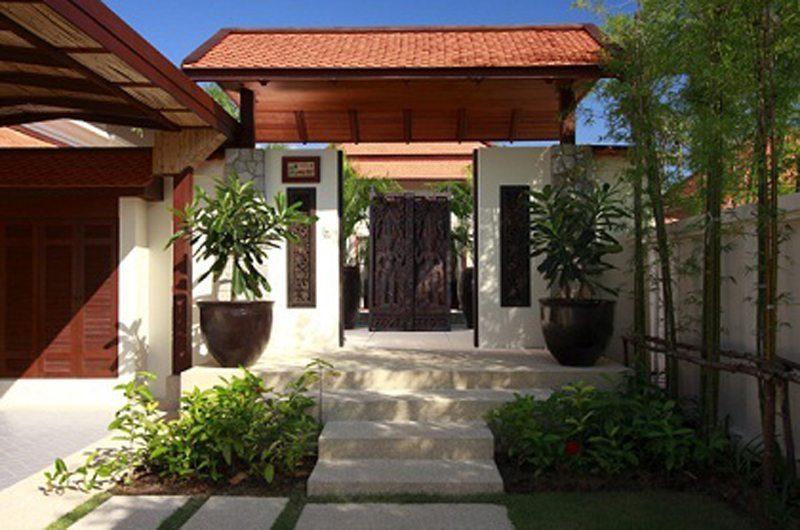 Villa Apsara Entrance | Bang Tao, Phuket