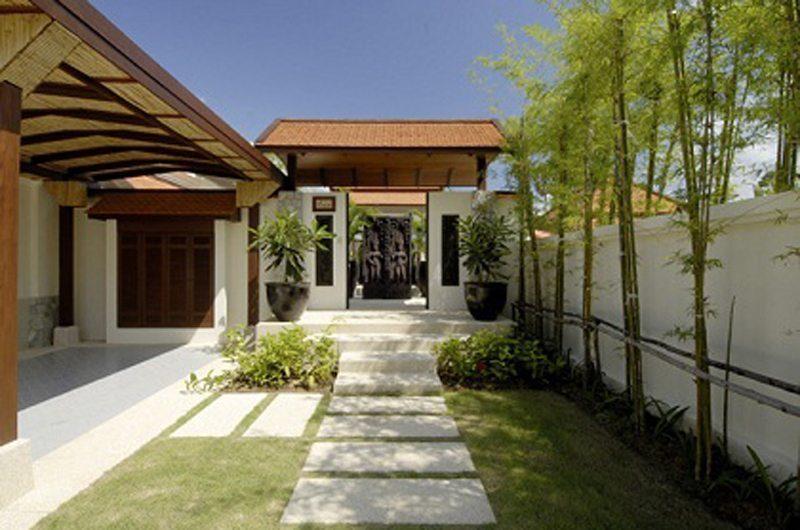 Villa Apsara Outdoor Area | Bang Tao, Phuket