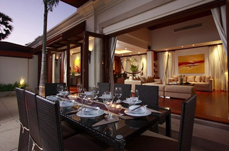 Villa Apsara Outdoor Dining | Bang Tao, Phuket