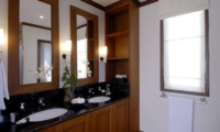 Villa Apsara His and Hers Bathroom | Bang Tao, Phuket