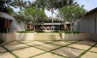 Villa Nandana Garden Area   Natai, Phang Nga