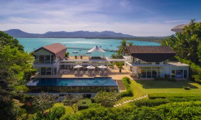 Villa Sapna Bird's Eye View | Cape Yamu, Phuket
