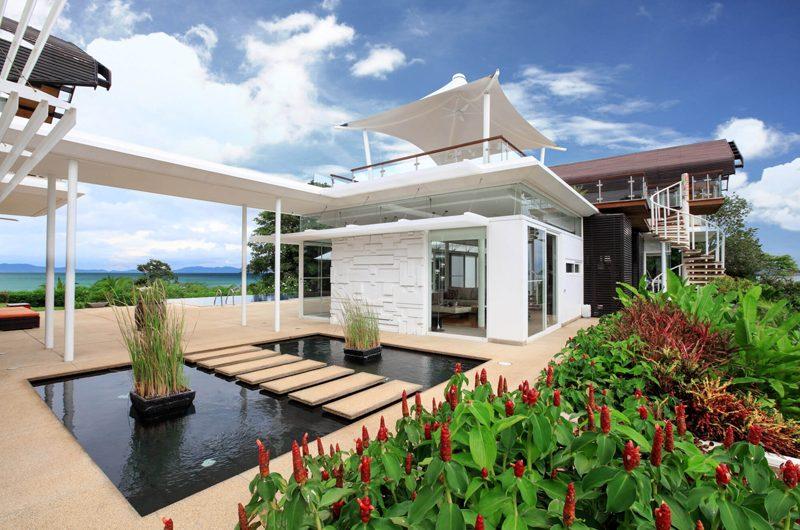 Villa Sapna Pathway   Cape Yamu, Phuket