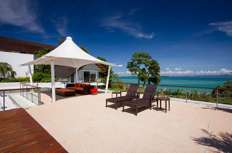 Villa Sapna Outdoor Lounge   Cape Yamu, Phuket