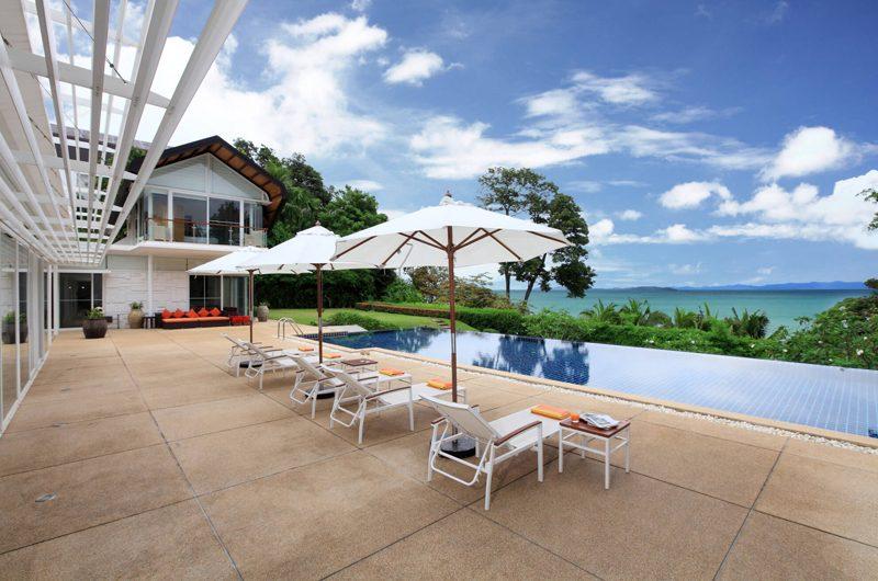 Villa Sapna Pool Side   Cape Yamu, Phuket
