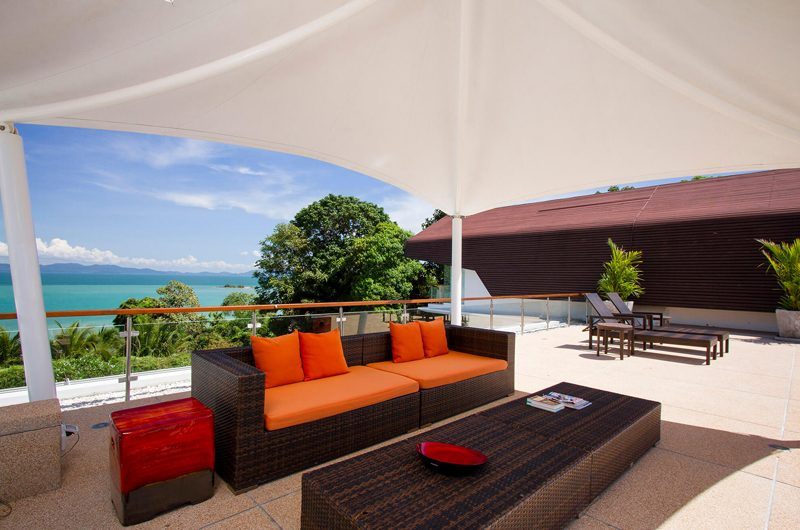 Villa Sapna Outdoor Seating Area | Cape Yamu, Phuket