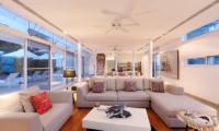 Villa Sapna Indoor Living Area   Cape Yamu, Phuket