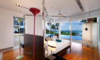 Villa Sapna Bedroom with Pool View | Cape Yamu, Phuket