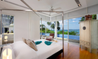 Villa Sapna Spacious Bedroom with Sea View | Cape Yamu, Phuket