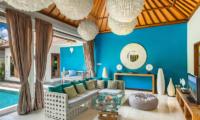4s Villas Villa Sea Indoor Living Area | Seminyak, Bali