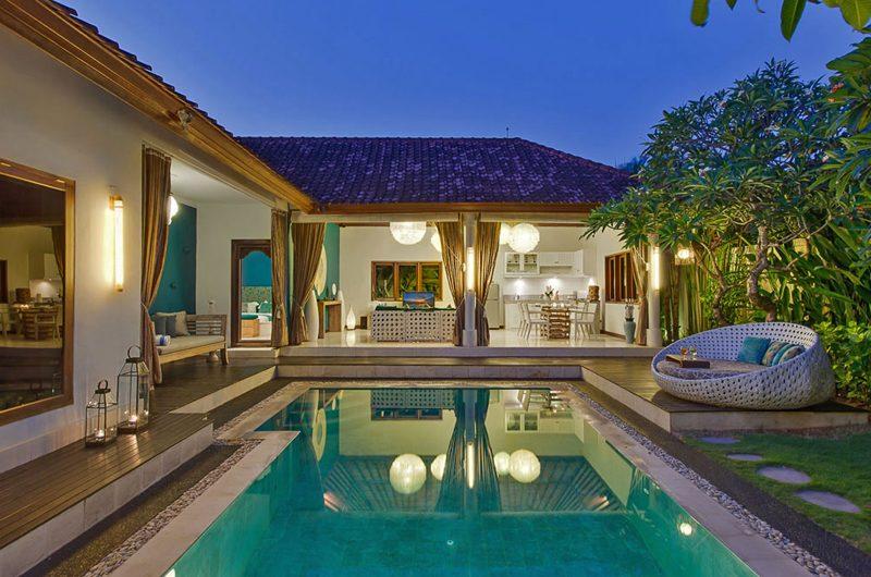 4s Villas Villa Sea Swimming Pool | Seminyak, Bali