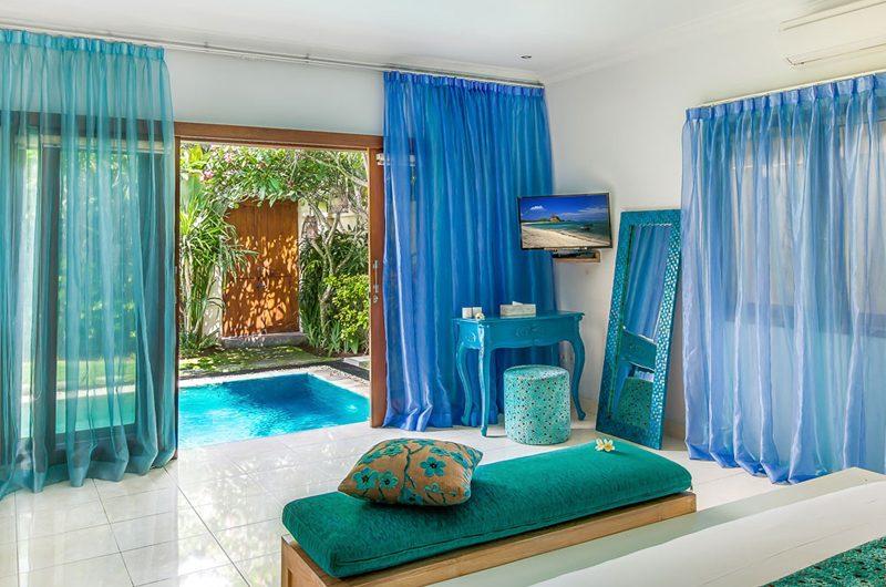 4s Villas Villa Sea Bedroom View | Seminyak, Bali