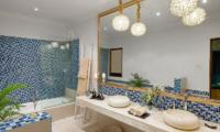 4s Villas Villa Sea Bathroom | Seminyak, Bali