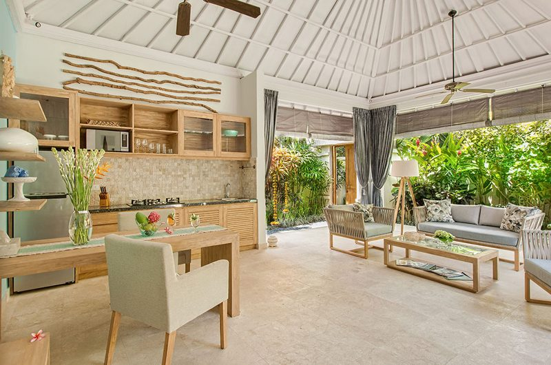 4s Villas Villa Sky Living Area | Seminyak, Bali