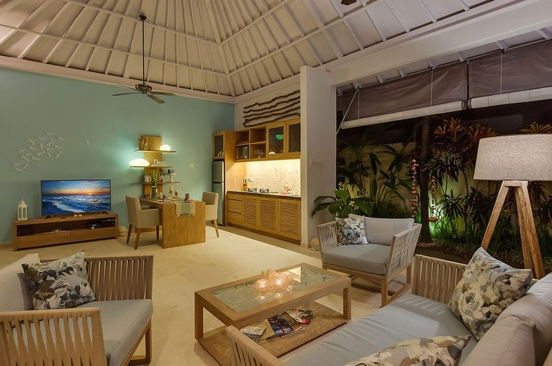 4s Villas Villa Sky Indoor Living Area | Seminyak, Bali