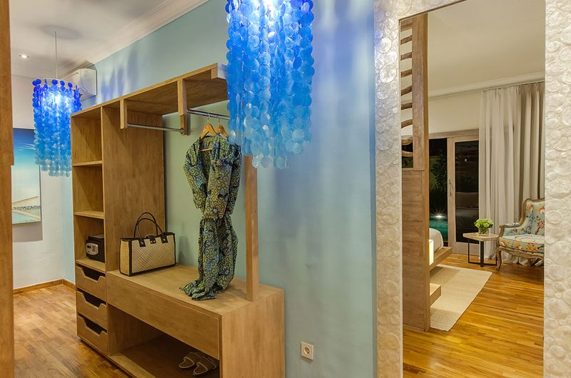 4s Villas Villa Sky Walk-In Wardrobe | Seminyak, Bali