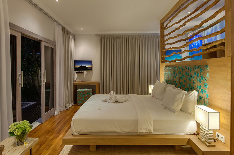 4s Villas Villa Sky Bedroom | Seminyak, Bali