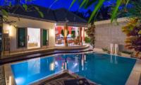 4s Villas Villa Sun Night View | Seminyak, Bali
