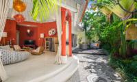 4s Villas Villa Sun Indoor Living Area | Seminyak, Bali