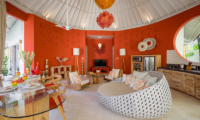 4s Villas Villa Sun Living Area | Seminyak, Bali