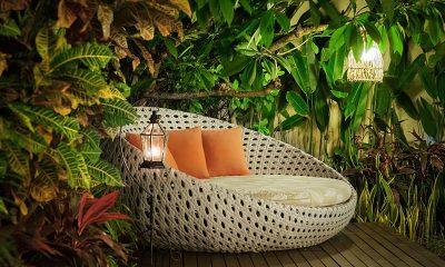4s Villas Villa Sun Open Plan Lounge Area | Seminyak, Bali