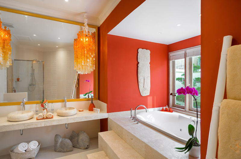 4s Villas Villa Sun Bathtub | Seminyak, Bali